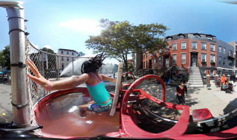Brooklyn Block Party 360 VR