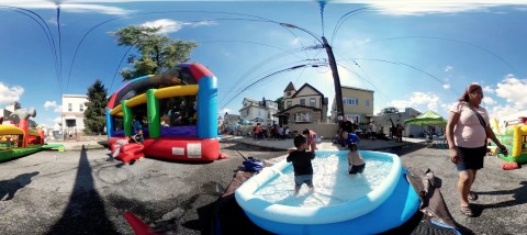Queens Block Party 360
